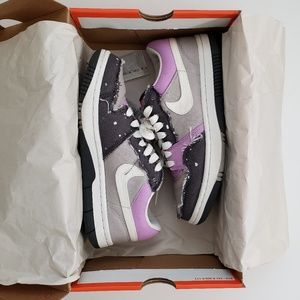 Nike Court Force Low size 8
